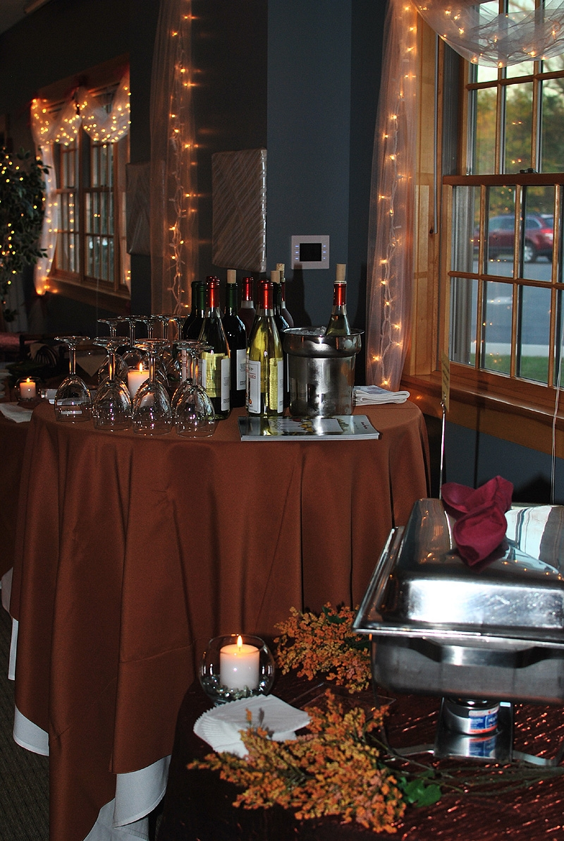 1st Annual White Lights, White Linen and Wine