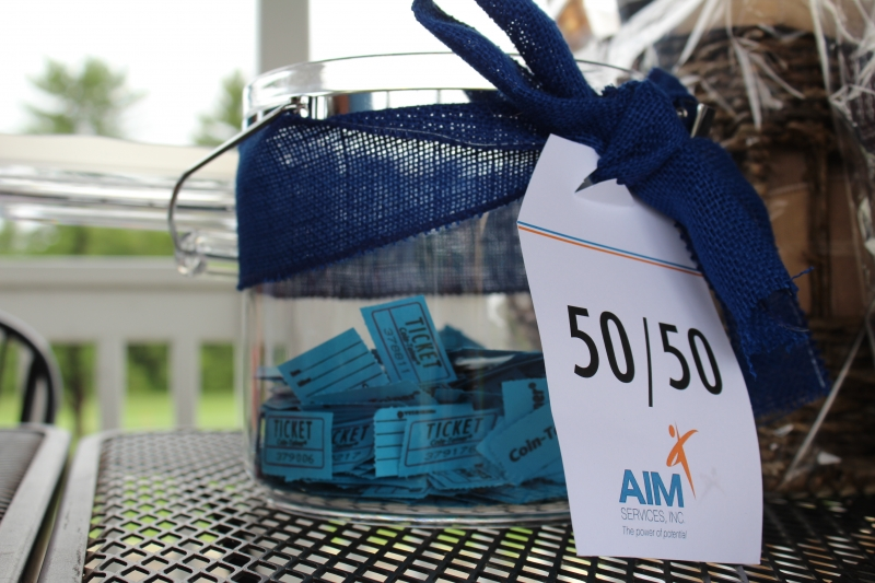 7th Annual AIM Golf Tournament tickets box