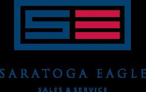 Saratoga Eagle logo