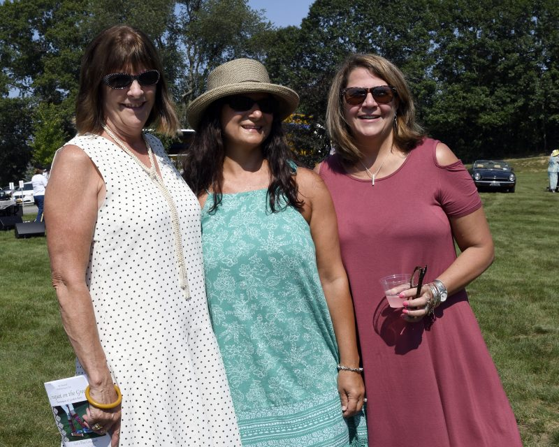 Group at Croquet on the Green