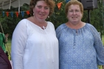 2 Women guests at Croquet on the Green event