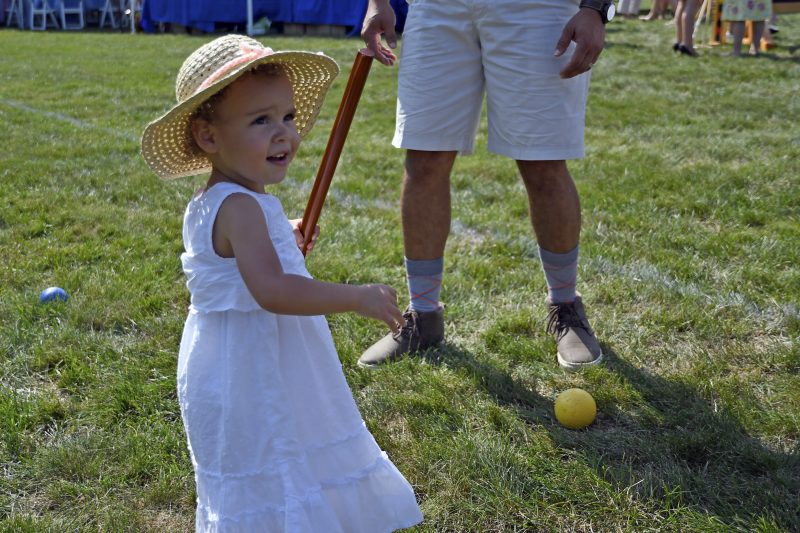 Croquet on the Green Kids