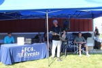 Live music at Croquet on the Green