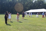 Players on the croquet Green