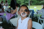 Croquet on the Green Kids Face Painting