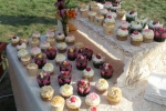 Croquet on the Green Cupcakes