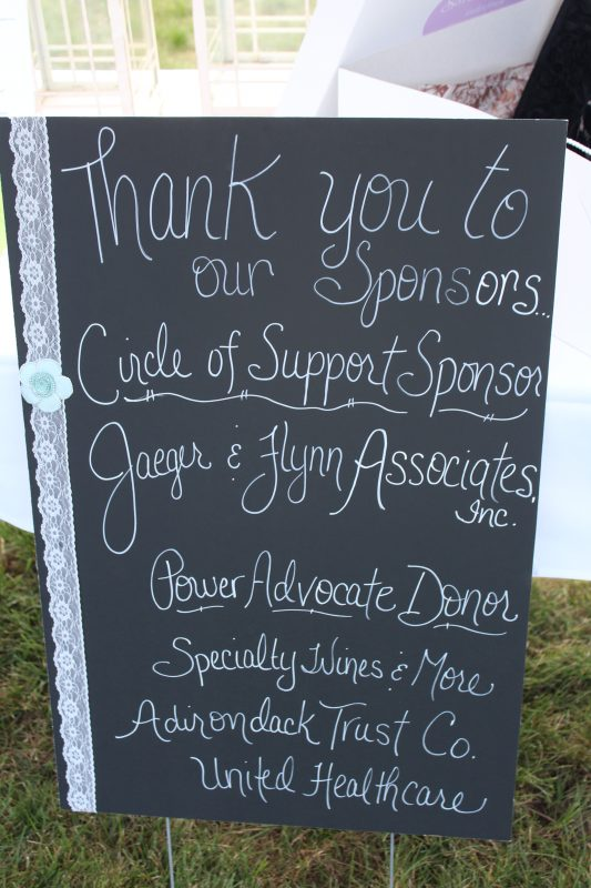 Thank you to our Sponsors at Croquet on the Green! Jaeger & Flynn Associates Specialty Wines & More Adirondack Trust Company United Healthcare