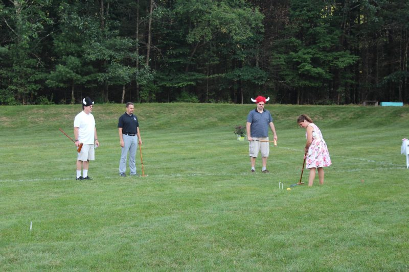 Croquet on the Green Final Tournament