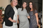 Amber Suttle, Chelsea Williams, Kristi Wiliams enjoying the Vin Le Soir event