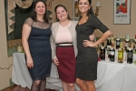 Carrie Locke, Heather Miller, Stephanie Dolly at the Vin Le Soir event