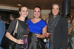 Samantha Burrington, Kelly Richards, Jennifer Modaffari at the Vin Le Soir event