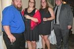 Jody and Alison Vantassell, Brittany Putnam, Tyler Hoosier