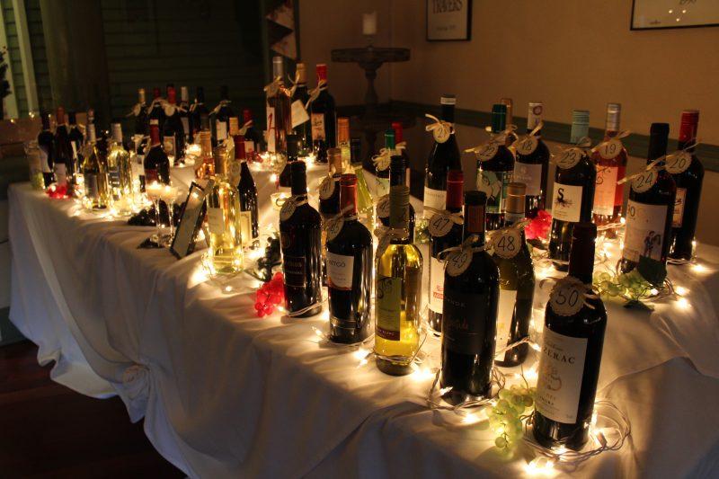 Wine Pull at Vin Le Soir