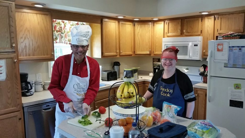 Paul Cooking Class