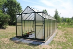 Beautiful Garden greenhouse for organic plants and flowers Growth - AIM Services, Inc.